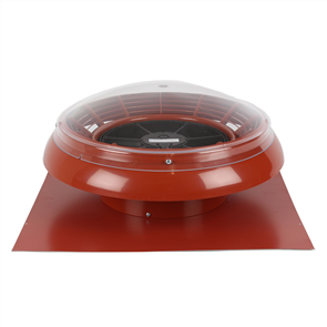 BRADFORD AIROMATIC 250mm 24VDC ROOF VENTILATOR