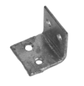 BRACKET ANGLE HOT DIPPED GALVANISED