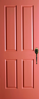 HUME DOOR ASCOT MOULDED PANEL SMOOTH