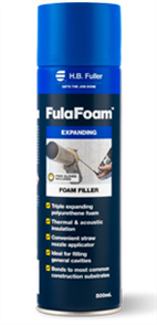 FULAFOAM TRIPLE EXPANDING POLYURETHANE FOAM