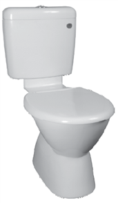 TOILET SUITE MODE DELUXE PLASTIC LINK S TRAP