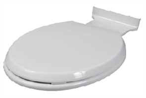 TOILET SEAT COTTAGE NON SOFT CLOSE