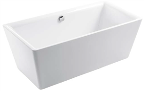 BATH PALERMO FREESTANDING 1600 X 800 X 600mm