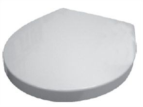 TOILET SEAT COTTAGE 1PIECE SOFT CLOSE
