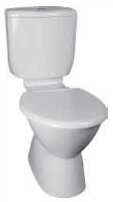 TOILET SUITE CIVIC DELUXE VC LINK S TRAP