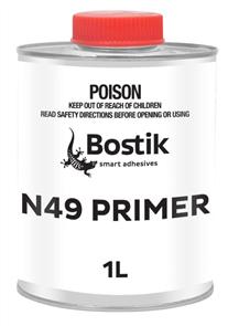 BOSTIK N49 PRIMER (P & NP FOR POLYURETHANE) 1ltr