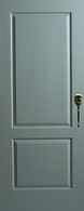 HUME DOOR CAPRICE MOULDED PANEL WOODGRAIN