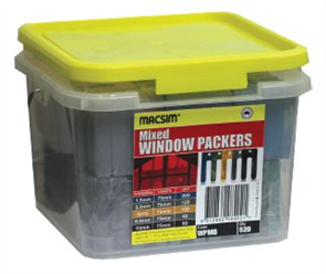 WINDOW PACKER ASSORTED PK520