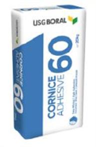 USG PLASTERBOARD CORNICE ADHESIVE 60 - 20kg