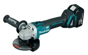 MAKITA DGA504RTE ANGLE GRINDER KIT 125mm