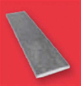 FLAT BAR (ARCH) GALV 85 x 7