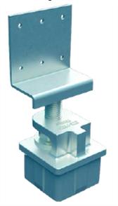 EZIPIER (SPANTEC) PIER HEAD ADJUSTABLE 100 X 50mm