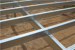 BOXSPAN (SPANTEC) GROUND FLOOR, DECK & ROOF BEAM - TO YOUR DETAIL