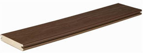 DECKING T/T TROPICAL GROOVED CARIBBEAN RED 138 x 25