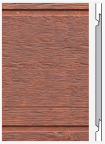 WEATHERTEX SELFLOK ECOGROOVE NATURAL WOODSMAN 300 x 9.5 x 3600mm