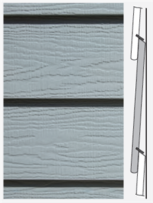 WEATHERTEX PRIMELOK RUFF SAWN 200 x 9.5 x 3660mm