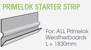 WTEX PRIMELOK STARTER STRIP 1800mm