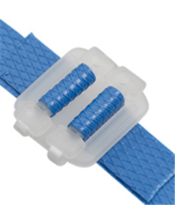 STRAPPING POLY PLASTIC BUCKLES PK1000