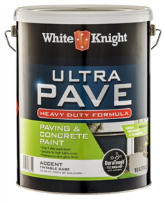 PAINT (WHITE KNIGHT) ULTRA PAVE HEAVY DUTY