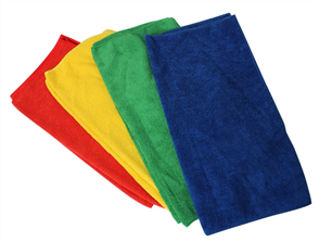 CLOTH MICROFIBRE 280gsm PK8
