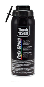 INSULCLAD (TOUCH 'N SEAL) FOAM GUN CLEANER 340g