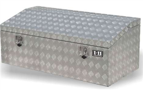 TOOL BOX ALUMINIUM LOW PROFILE
