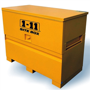 SITE BOX HEAVY DUTY FLIP UP PANEL 1525mm