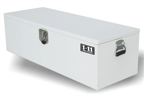 TOOL BOX STEEL WHITE