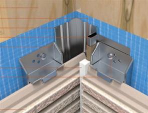 INNOVA MONTAGE™ (HORIZONTAL) CAVITY CLIP 60 X 56 X 15mm