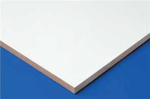 PARTICLEBOARD (MOISTURE RESISTANT) WHITE MELAMINE