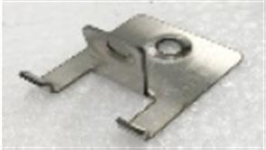 DECKING (NEW TECHWOOD) STARTER / END CLIP & SCREW (METAL FIX) STAINLESS STEEL #307