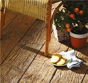 MILLBOARD DECKING WEATHERED OAK 200 x 32 x 3200mm