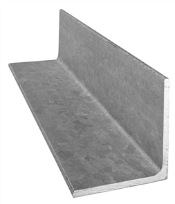 ANGLE GALVANISED (TRADITIONAL) 150 x 100 x 10