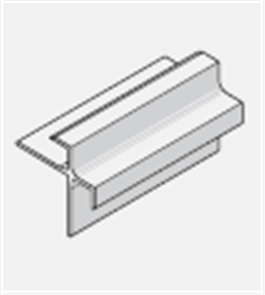 ARChitectural ALUMINIUM CORNER EXTERNAL 2700 x 6mm