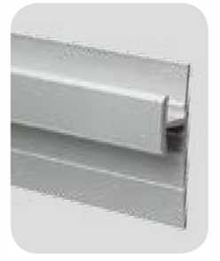 LAMINEX WET AREA PANEL FIXING PROFILE