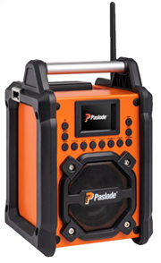 PASLODE B50000 JOBSITE RADIO/CHARGER