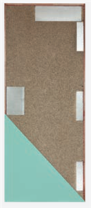 HUME DOOR MINI 2 HOUR FIRE RATED (THB) TEMPERED HARDBOARD