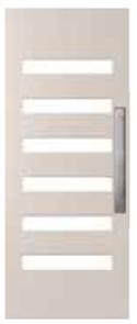 DOOR MADISON PMAD 106 GLAZED TRANSLUCENT