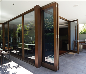 DOOR TRACK ALFRESCO MULTI-FOLD EXTERNAL SYSTEM (ALL WEATHER)