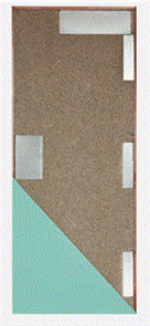 HUME DOOR MAXI FIRE DOOR 1HR MDF (MEDIUM DENSITY FIBREBOARD)