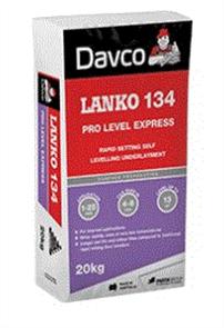 DAVCO (LANKO) PRO FLOOR LEVELLER EXPRESS #134 20kg