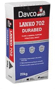 DAVCO (LANKO) DURABED #702 20kg