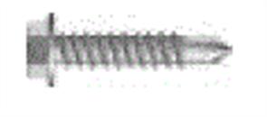 CSR (CEMINTEL) EXPRESSWALL SCREWS HEX HD SD FINE CL4 12g x 20mm PK500