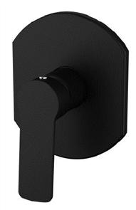 TAP MATTE BLACK ALLURE SHOWER / BATH MIXER