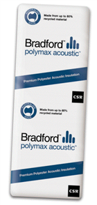 BRADFORD POLYMAX ACOUSTIC BATTS R1.5