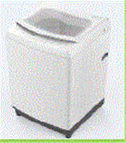 EURO WASHING MACHINE 7KG TOP LOADER WHITE