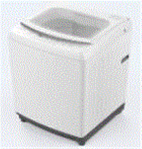 EURO WASHING MACHINE 10.KG TOP LOADER WHITE