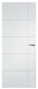 CORINTHIAN DOOR DECO 2S INTERNAL FLUSH HONEYCOMB CORE PRIMECOAT (PCMDF)