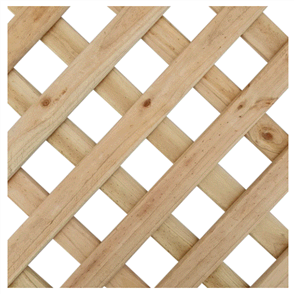 LATTICE H3 TREATED PINE DRESSED DIAGONAL