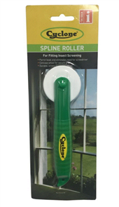 INSECT SCREEN FRAME SPLINE ROLLER TOOL